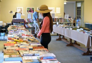 book sales peninsula friends of the library